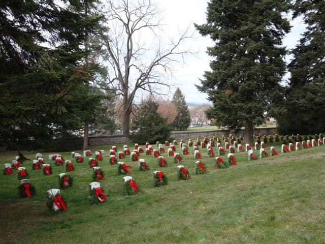 Wreath project born from Marine's death
