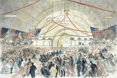 The tradition & history of Inaugural balls