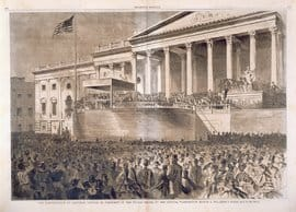 Presidential inaugurations: A look back
