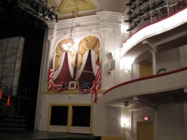 Ford's Theatre and The Civil War