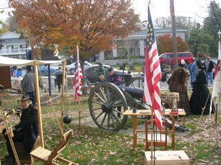 Remembrance Day in Gettysburg