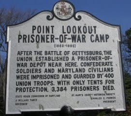 A visit to Point Lookout: Civil War prison camp