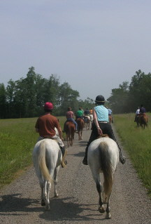 Riding into history at Brandy Station