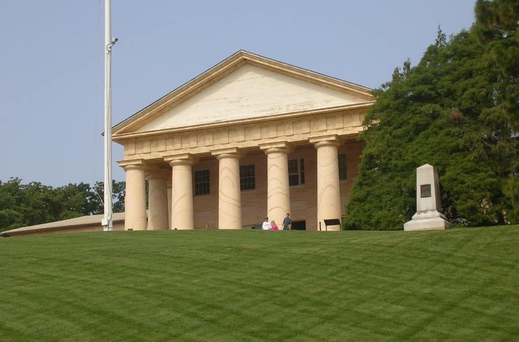 Arlington House: Memorial to Robert E. Lee