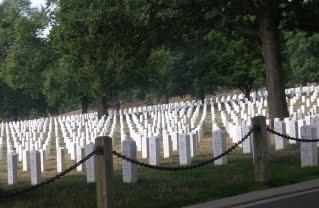 A sacred shrine – Arlington Cemetery