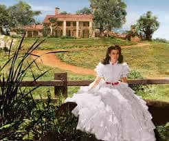 Anniversary of Civil War favorite Gone with the Wind