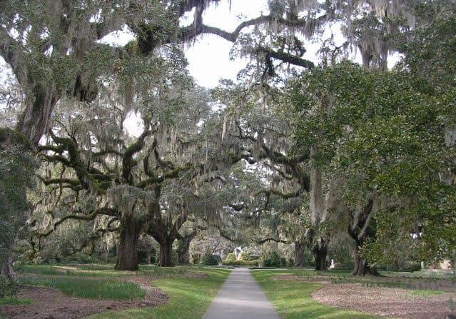 Southern retreat: An historic trip