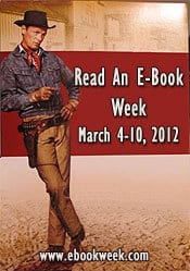 It's Read an Ebook Week