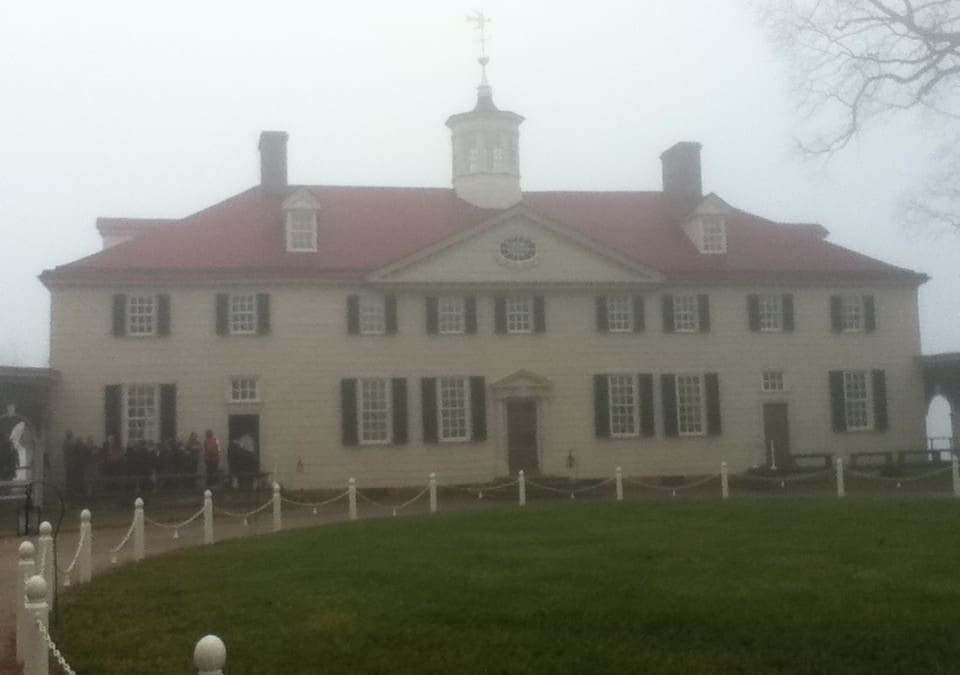 A visit to Mount Vernon, a national treasure