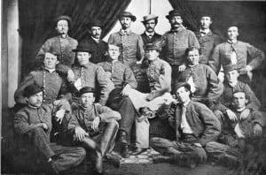 Civil War historical fiction author jessica james