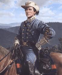 Confederate Colonel John Mosby