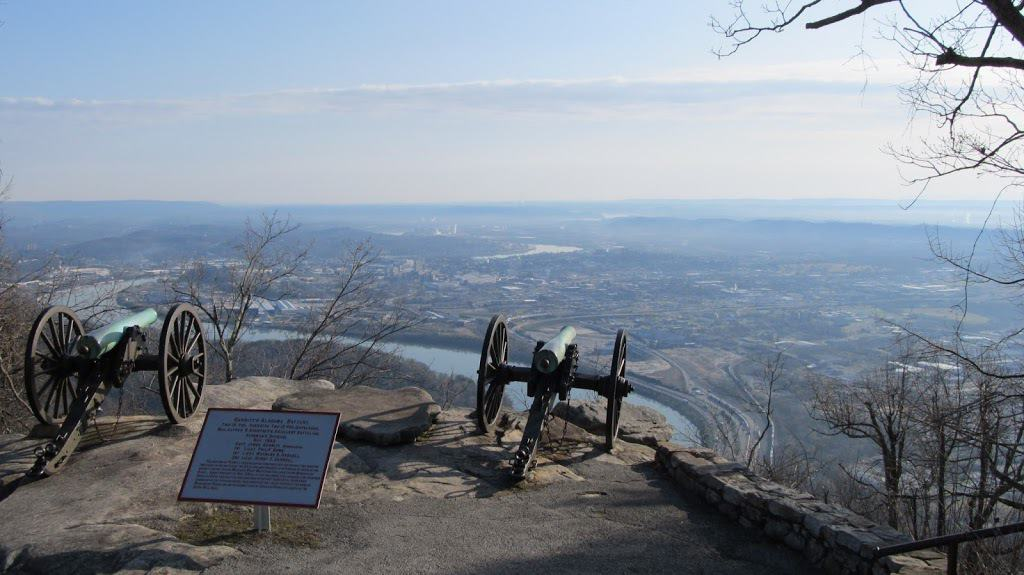 Lookout Mountain: Battle Among the Clouds