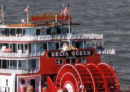 All aboard the historic Delta Queen