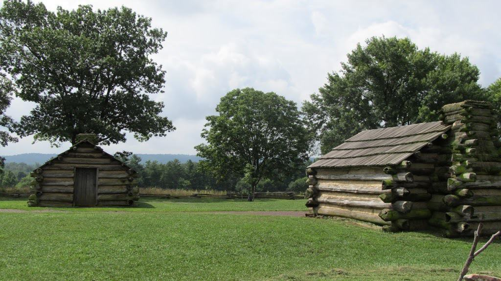 A trip to Valley Forge