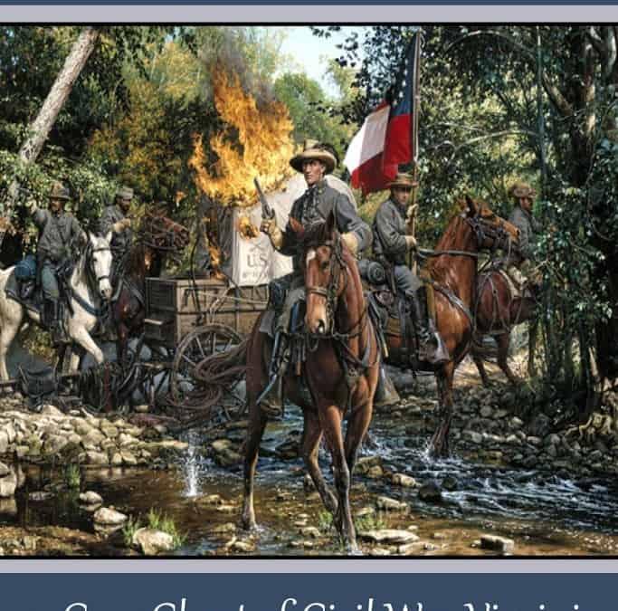 The Gray Ghost of Civil War Virginia