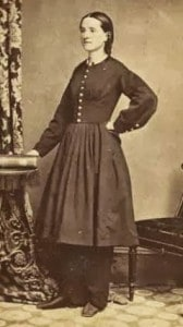 Dr. Mary Walker Civil War Medal of Honor winner