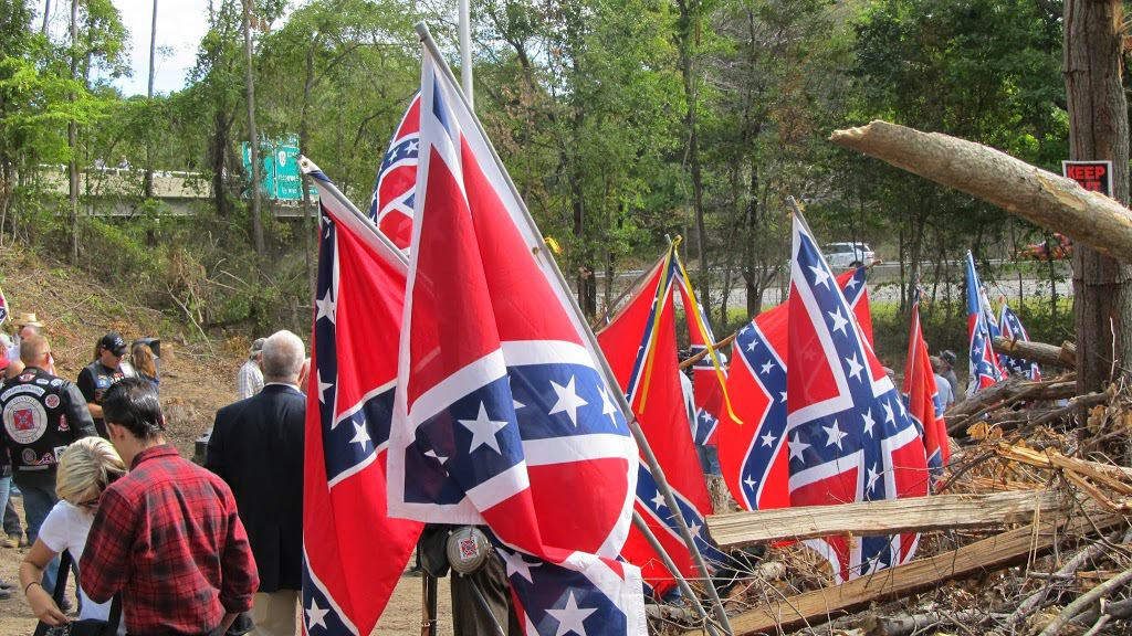 Honoring the Confederate Battle Flag