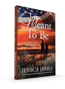 romantic suspense novel wins award