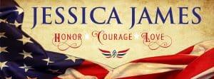 Jessica James military suspense author