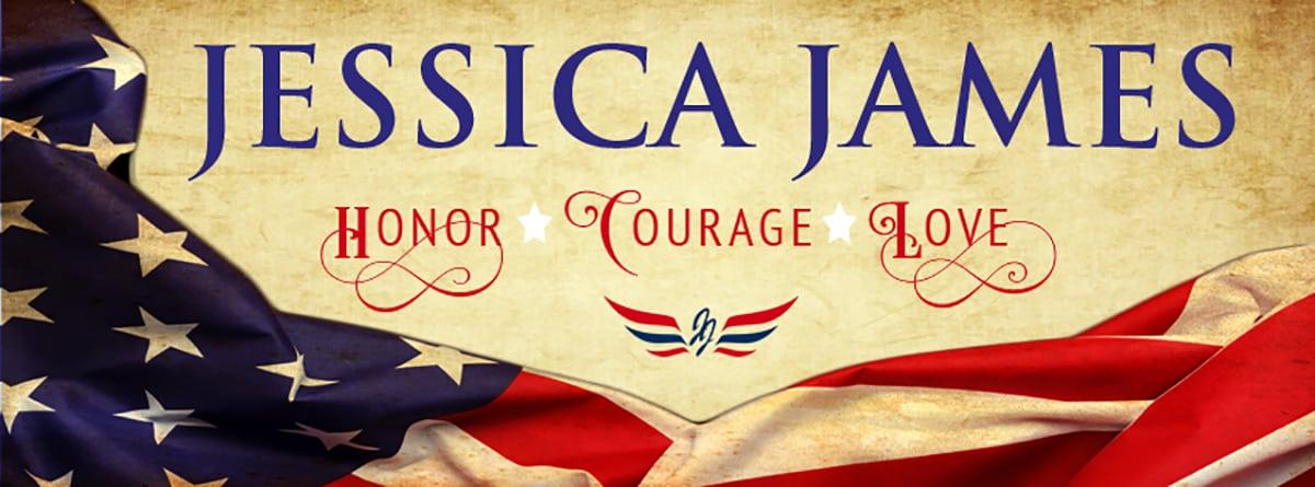 Jessica James Books
