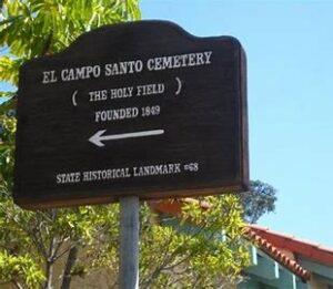 el campo cemetery