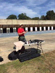 author jessica james attends SWAT suspense camp