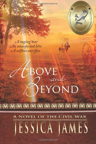 Above and Beyond Book Cover