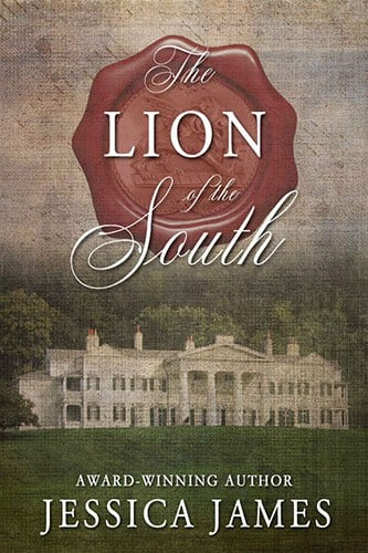 The Lion of the South Cover