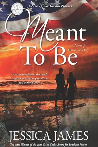 Meant To Be Book Cover
