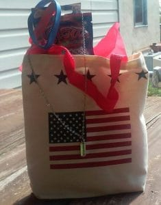 jessica james patriotic bag