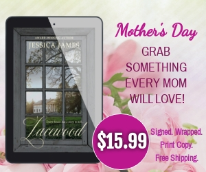 author jessica james mothers day