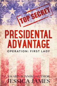 author jessica james presidential advantage election