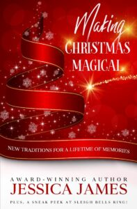 jessica james making christmas magical