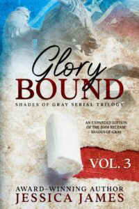 Glory Bound by Jessica James