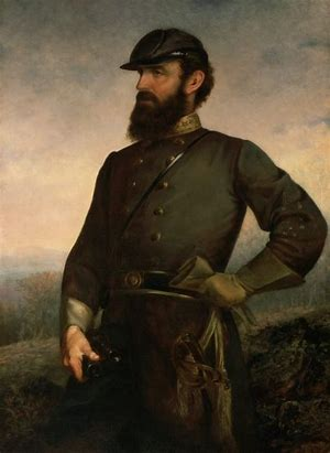 Civil War love letters from Stonewall Jackson