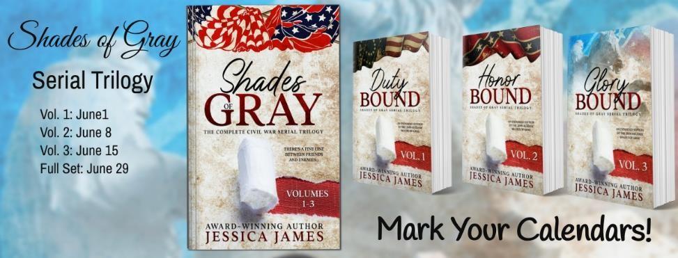 Shades of Gray Civil War Trilogy