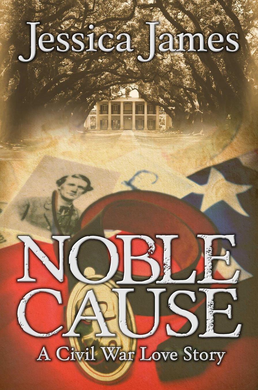 award-winning civil war novel noble cause
